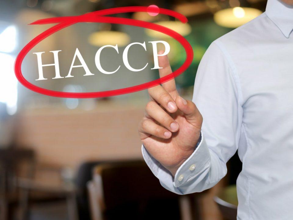 haccp compertina