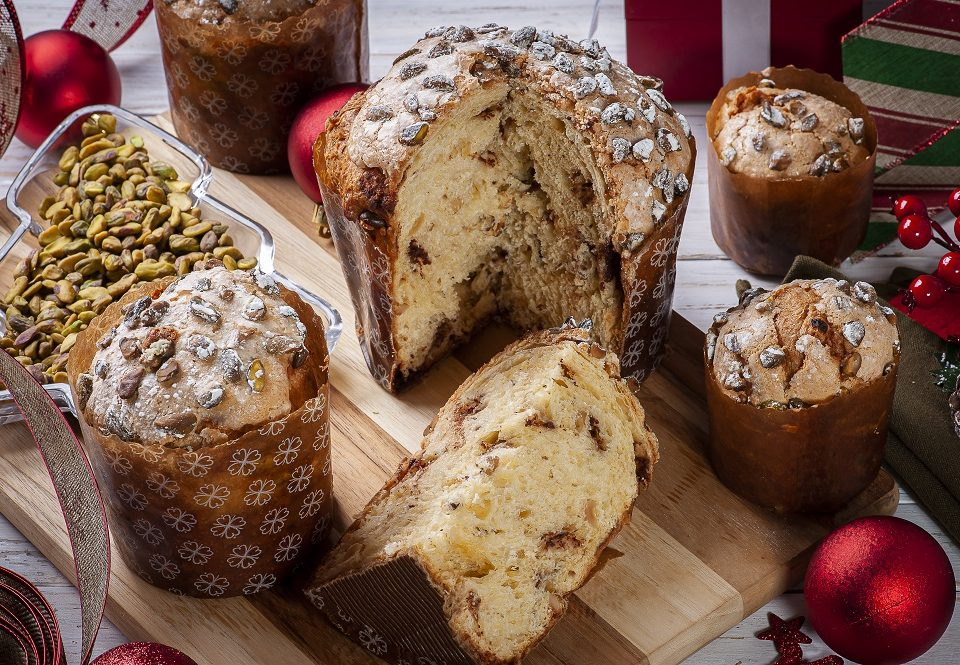 panettone made in italy