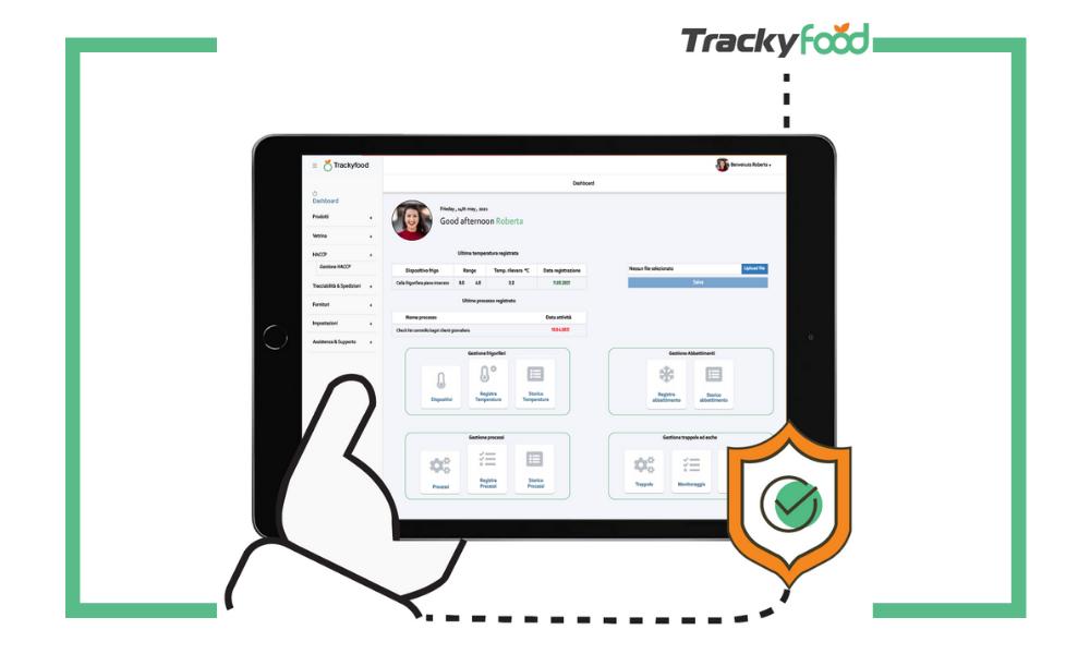 Soluzione Trackyfood